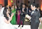 صور.. نجوم الغناء يحتفلون بزفاف «محمد ورانيا»