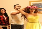 صور: فرقة ميريام فارس تفاجئها بعيد ميلادها في البحرين