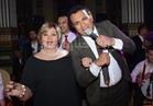 صور| محمود الليثي يحيي زفاف «محمد ودينا» بحضور الفنانين