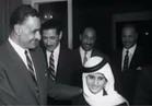 فيديو: الشيخ محمد بن راشد يصافح عبد الناصر في العاشرة من عمره
