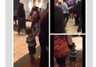 بالفيديو .. محاولة خطف طفل داخل مول شهير بالقاهرة