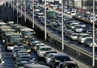 المرور: كثافات متوسطة على كافة المحاور والطرق الرئيسية بالقاهرة .. فيديو