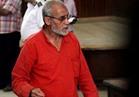 بدء محاكمة بديع و738 متهما بـ »فض اعتصام رابعة«
