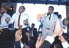 صور| محمود الليثي يحيي سحور «أورانج» بأغانيه الشعبية