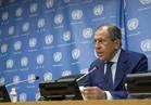 لافروف يدعو لإعادة النظر في العقوبات على سوريا