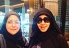 """""""فيفي عبده"""" تؤدي مناسك العمرة في العشر الأواخر من رمضان"""