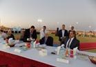 صرف 10 آلاف جنيه لجنود قوات الأمن بحفل إفطار محافظ جنوب سيناء