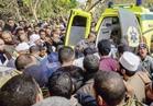 إصابة 3 أشخاص إثر انفجار إطار أتوبيس نقل عام بالنوبارية