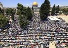 السلطات الإسرائيلية تفرض قيودا على دخول المصلين للمسجد الأقصى