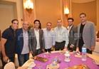 صور| هالة صدقي وإبراهيم فايق وبيبو يحضرون إفطار «dmc»