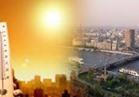 الأرصاد : طقس الأحد مائل للحرارة.. والعظمى في القاهرة 37 درجة