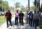 الإسماعيلية استعدت لاستقبال عيد الفطر.. والمحافظ يتابع أعمال تطوير وتجميل الشوارع