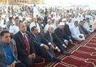 محافظ جنوب سيناء يؤدي صلاة العيد في «حربي مبارك»
