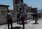 حي شرق ينفذ 4 قرارات إزالة فى ثانى أيام عيد الفطر