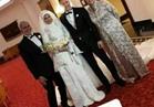 صور| رمضان صبحي يحتفل بزفافه على «حبيبة إكرامي»