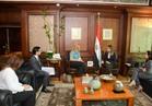 سحر نصر تبحث مع ممثلة المكتب الإقليمى للأمم المتحدة التعاون في مكافحة الفساد