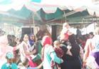 أهالي المنيا يواصلون الاحتفال بالعيد.. وكورنيش النيل «كامل العدد»