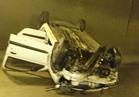 وفاة قائد المنطقة العسكرية الشمالية وحارسه في حادث طريق بوادي النطرون