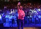 صور  رامى جمال يلهب أجواء «موسى كوست».. ويلتقط «سيلفي» مع جمهوره