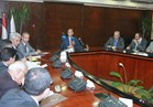 وزير النقل يلتقي قيادات النقل البحري والسكك الحديدية لمتابعة نقل البضائع بالموانىء