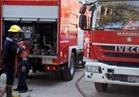 السيطرة على حريق محدود داخل مصنع طباعة بأكتوبر