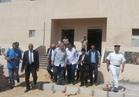 محلب يتفقد مستشفى بئر العبد المركزي بشمال سيناء
