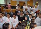 رئيس جامعة المنوفية يفتتح مبادرة «أطفال علماء لمستقبل أفضل»