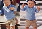 صور| أحدث أزياء الصيف لملابس الأولاد