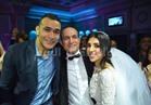 صور| نجوم الرياضة يحتفلون بزفاف ابنة أحمد ناجي