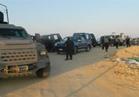 ضبط 21 مطلوبا من المحكوم عليهم فى شمال سيناء