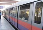تخفيض سرعة قطارات المترو بسبب ارتفاع درجات الحرارة