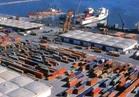 تفريغ 144 ألف طن خشب.. ونشاط في حركة السفن بميناء الإسكندرية