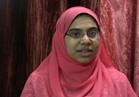 الطالبة الثانية علي مستوى الجمهورية بـ»الثانوية الأزهرية«: سألتحق بكلية الطب بالقاهرة