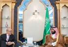 ولي العهد السعودي يبحث مع لودريان جهود مكافحة الإرهاب