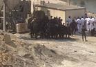 إصابة مدير مباحث الجيزة في اشتباكات بين الأهالي والأمن بجزيرة الوراق