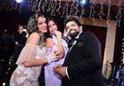 صور| شيرين والحجار والليثي ودياب يشعلون زفاف «أحمد ورعبيده»