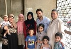 فيديو| أحمد حسن من منزل »مريم«: سأحكى لأولادى عنها