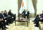 وزير الخارجية: مصر على استعداد لمساعدة العراق لاستعادة أمنه واستقراره