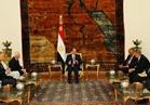 """""""السيسي"""" يشدد على ضرورة تبني المجتمع الدولي إستراتيجية فعّالة لمكافحة الإرهاب"""