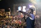 صور| تامر حسني يشعل «الساحل» بحفل كامل العدد