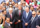 زيرا الرياضة والانتاج ومحافظ الإسكندرية يفتتحون حمام السباحة الأوليمبي