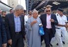 وزير النقل: تطوير محطة مصر بالإسكندرية ورفع معدلات السلامة