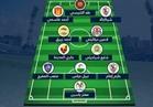 نجمي الزمالك ضمن التشكيل المثالي للجولة الأولى من البطولة العربية