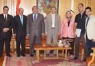 »التضامن« تتعاقد مع جامعة حلوان لتنفيذ برنامج تدريبي لمقدمي الرعاية الاجتماعية