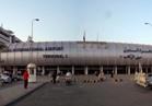 انبعاث أدخنة من طائرة تركية قبل إقلاعها من مطار القاهرة بدقائق