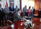 البنك الأهلى المصرى و مصر الخير يوقعان بروتوكول تطوير قرية كومير