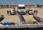 الجيش الثاني يحبط عملية تهريب كبرى بأحد معابر قناة السويس المؤدية لسيناء
