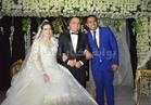 صور| نجوم الأغنية الشعبية يحتفلون بزفاف «عبدالرحمن ومنة»