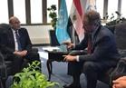 """""""البنا"""" يستعرض استراتيجية مصر في ترشيد استهلاك المياه في الزراعة"""