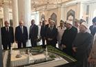 وزير الداخلية يفتتح مسجد ودار مناسبات الشرطة بالقاهرة الجديدة